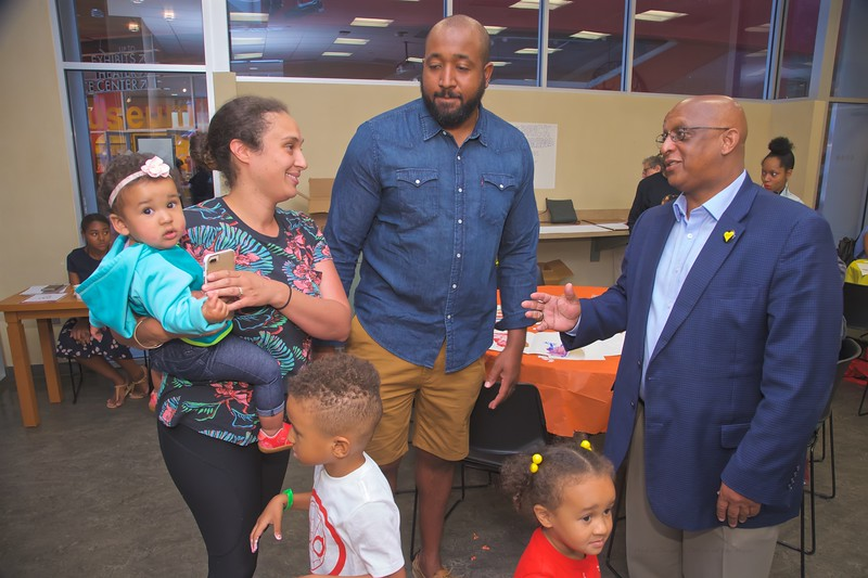 May 11, 2019 - 7th Annual African American Children's Book Fair at the Reginald F. Lewis Museum