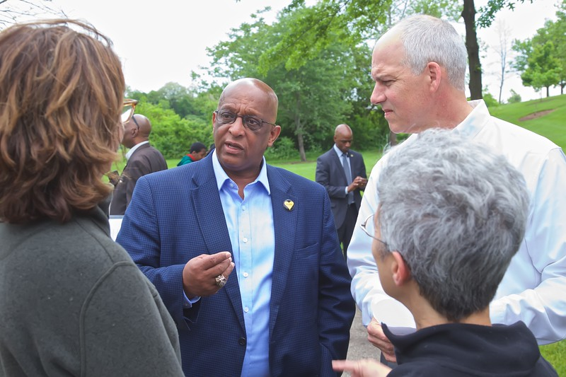 May 11, 2019 - Recreation and Parks Bill of Rights Signing at Middle Branch Park