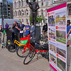 May 17, 2021 - Bike to Work Week Press Conference
