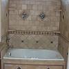 Master Bath jetted tub