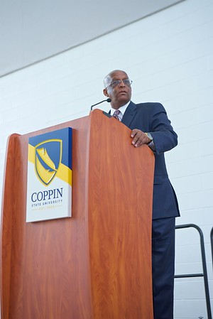 May 31, 2019 - Baltimore Immigration Summit at Coppin University