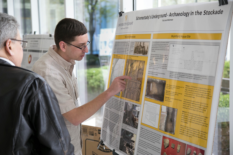 May 5th, 2019 CURCE Research Poster Fair