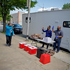 May 6, 2021 - Office of National Drug Control Policy (ONDCP) Acting Director Regina LaBell Visit to Mobile Syringe Exchange Clinic in South Baltimore