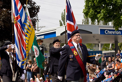 May Day celebrations in Port Coquitlam 2013