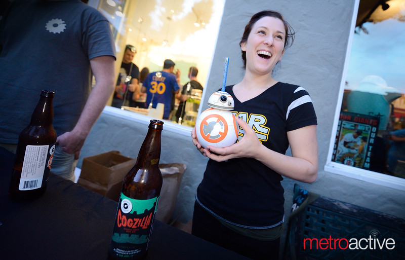 "Beerwalk: ""May The 4th Be With You"" - Campbell"