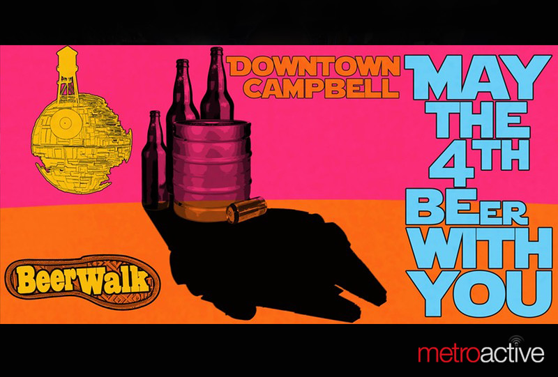 Beerwalk Official Poster for the Event