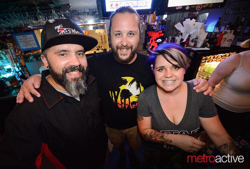 7 Stars Bar & Grill //  Star Wars Trivia Night