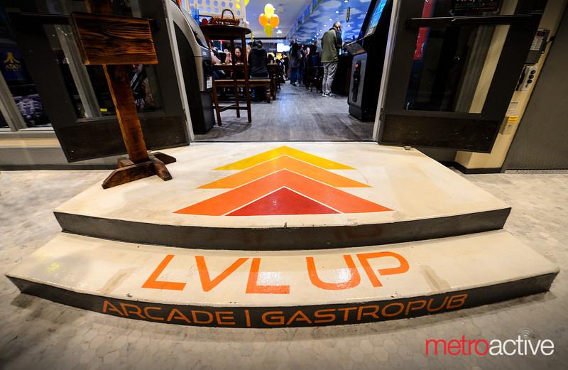 LvL Up - Arcade and Gastropub