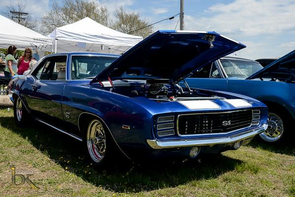 Mayo Beach Car Show-1