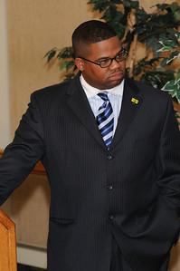 Neighborhood City Hall Manager, Carl Ramsey