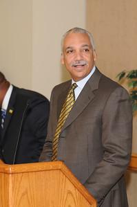 Deputy Mayor, Saul Green