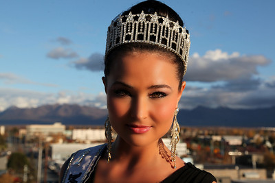 Jessica Lee Chuckran, Miss Alaska - USA