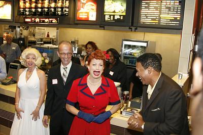 McDonalds Grand Opening