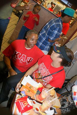 McDonald's Red Night 2011