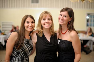Shawna, Esther, Lindsey