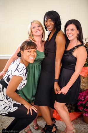 Rochelle, Ellen, Lacey