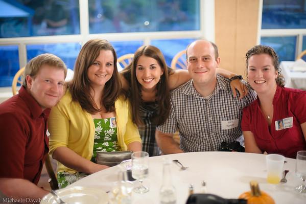 Scott, Holly, Shawna, Alex, Emily