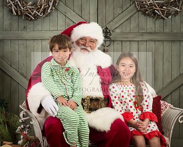 McNabb A Visit with Santa