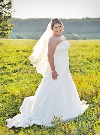 Meagan's Bridal Portraits