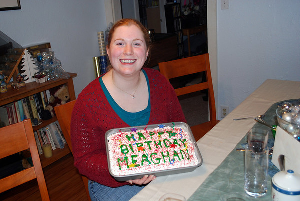 Meaghan's 26th Birthday