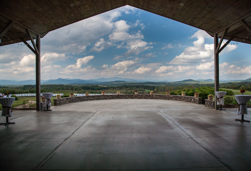 "270 degree view of the Blue Ridge Mountains, as seen from ""The Barn""<br /> <br /> ~ Image by Martin McKenzie ~ All Rights Reserved"