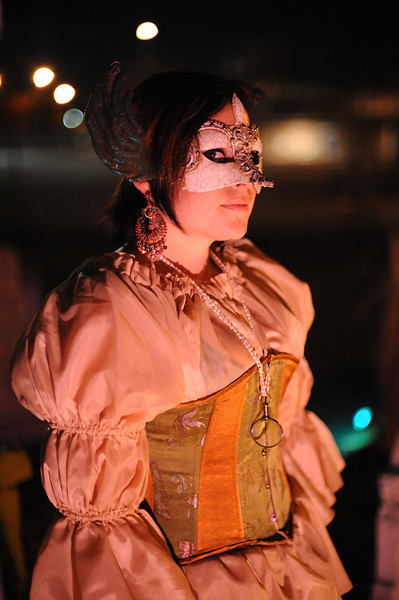 Mechanical Masquerade 2