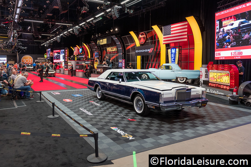 Mecum Auctions - Kissimmee 2019, Florida - 8th January 2018 (Photographer: Nigel G Worrall)