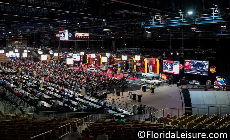 Mecum Auctions - Kissimmee 2019, Florida - 8th January 2018 (Photographer: Nigel G Worrall)