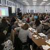 Region 3 Medical Reserve Corps Training Day at MCC in Bedford. (SUN/Julia Malakie)