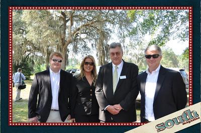 Chris Mason, Melissa Phillips, Steve Cook, Chris Tolleson