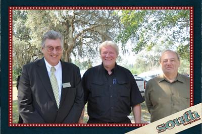 Steve Cook, Wolfgang Voss, Howard Grant