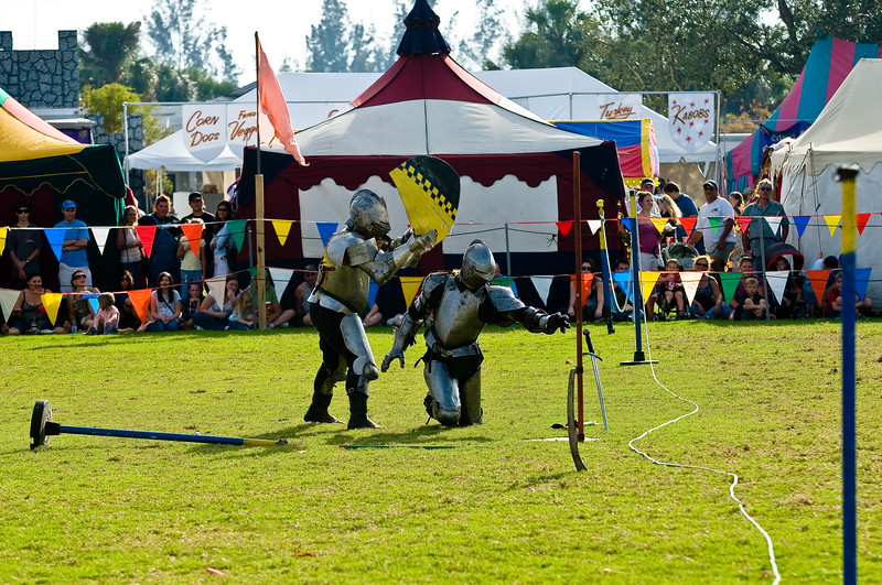 Renaissance Fair at Lakes Park