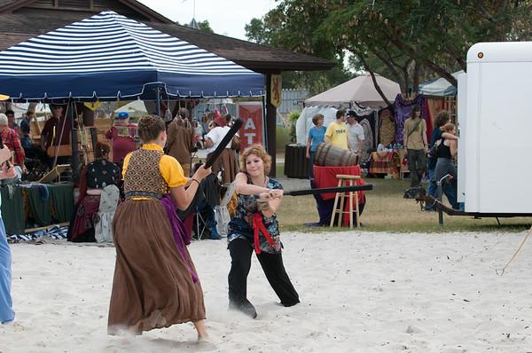 Renaissance Fair at Lakes Park