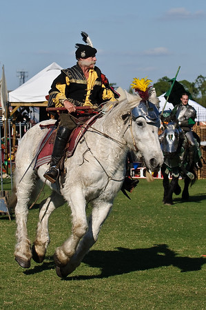Medieval Faire, Lakes Park, Ft. Myers Florida