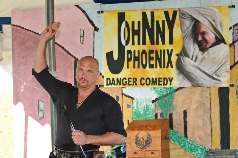 Jonnny Phoenix.