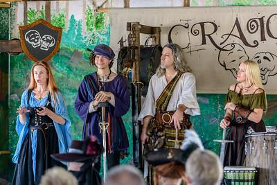 Medieval Faire, Lakes Park 2013