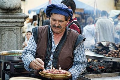 Medieval Market Avila 2010