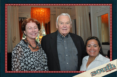Martha Reardon, Billy Lee, Laura Fonseca