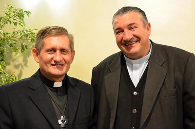 Meeting of Dehonian Bishops  Jan. 10