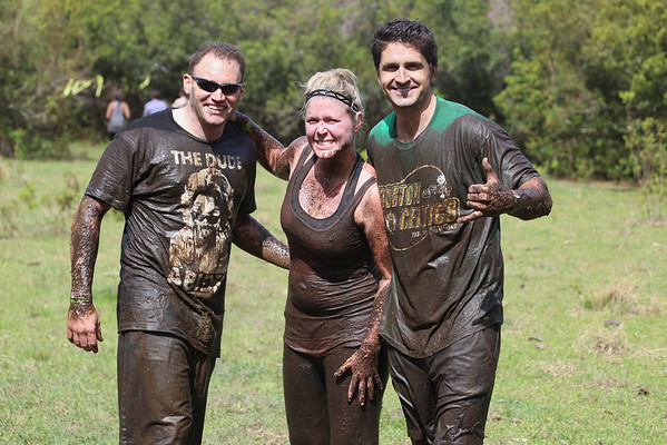 Mega Mud Run Challenge