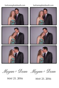 Megan & Dean Wedding
