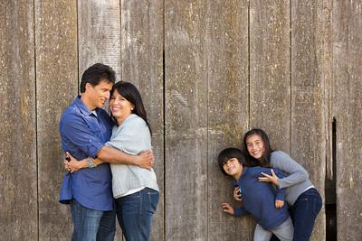 Monterey Bay Family Portrait Photographer