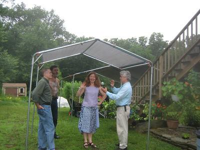 Drew, Ken, Helen and Laine.
