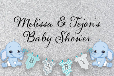 Melissa & Tejon's Baby Shower