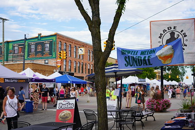 Melonfest, Downtown Howell, MI