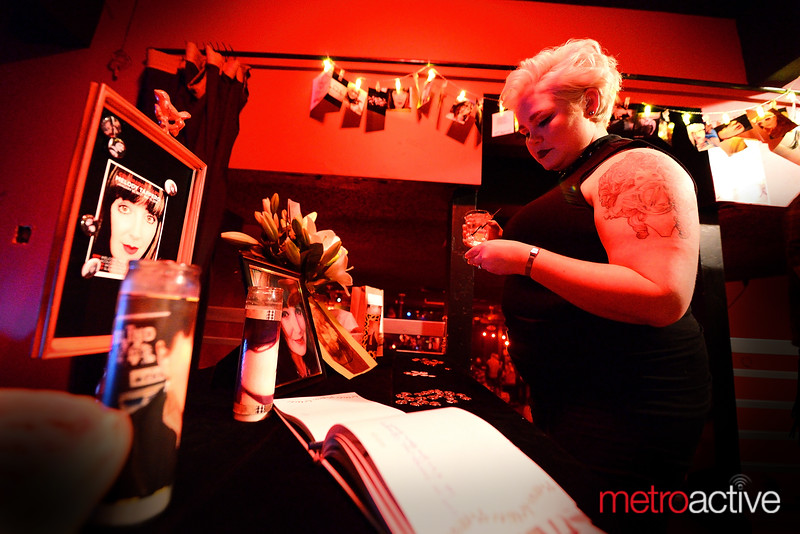 PHOTOS: Benefit Show at the Ritz - Melody Tappero