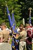 honor guard rear