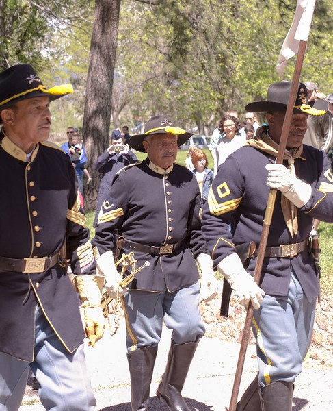 Memorial Day 2015 - Buffalo Soldiers