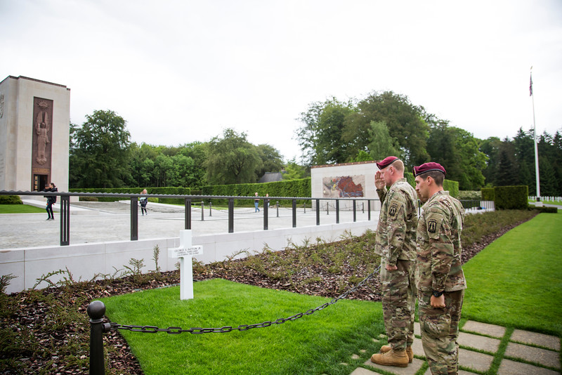 Luxembourg-American Military Cemetery and Memorial