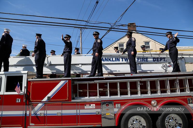 Greenwich Twp NJ Memorial Day 2013